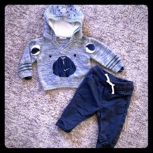 Next Direct infant Winter Outfit